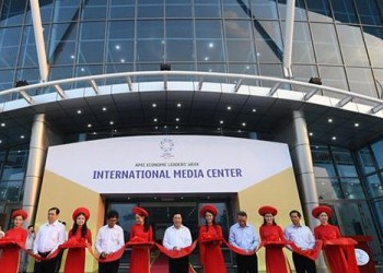 Trung tâm hội nghị báo chí quốc tế Đà Nẵng